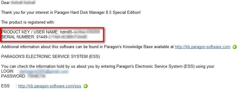 Paragon harddisk manager 2009 suite serial wattpad.