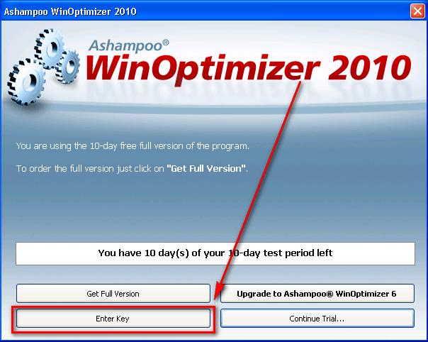 test ashampoo winoptimizer 12