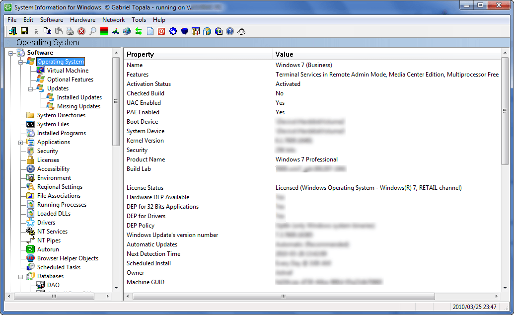 [Review] System Information for Windows (Pro) | dotTech