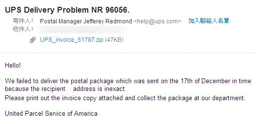 UPS Delivery Problem