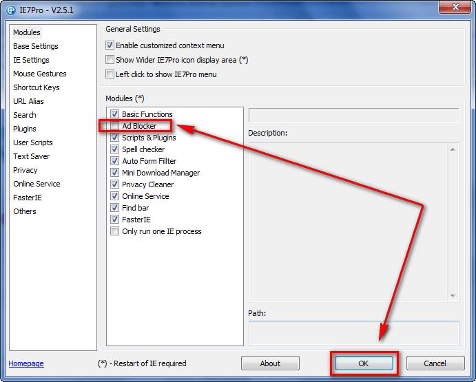 how to change adblock settings firefox