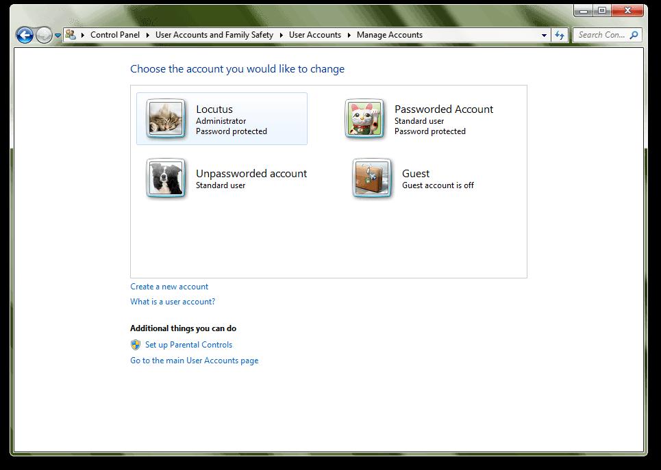 ophcrack windows vista live cd