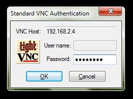 Tightvnc No Password