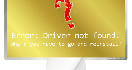 monitor-drivers-not-found