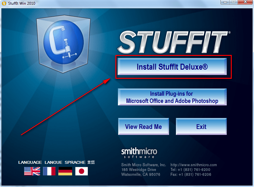 Free StuffIt Deluxe 2010 (Windows)! [Limited time offer] | dotTech