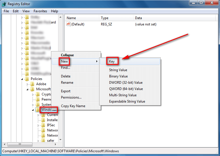 How to force Windows to use 100% of your network bandwidth