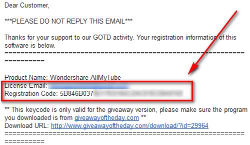 wondershare allmytube registration code mac free