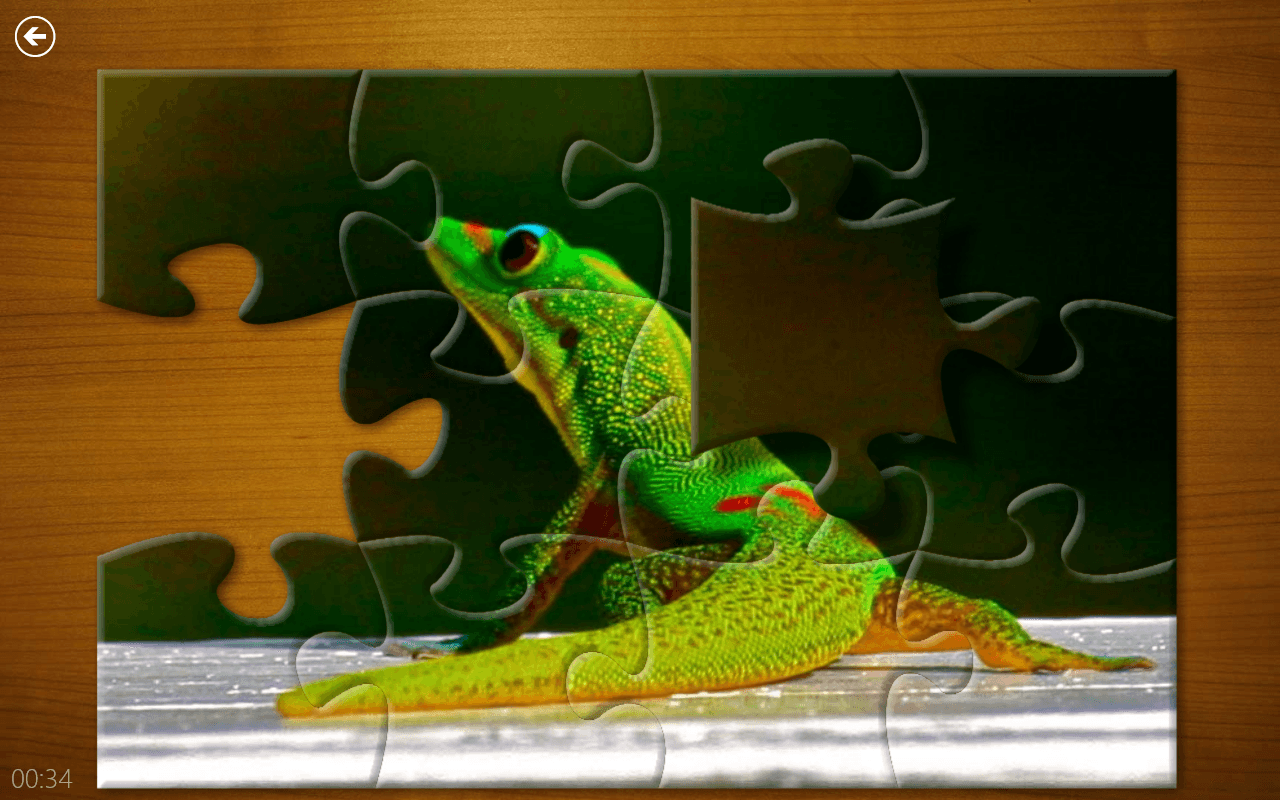 Solve jigsaw puzzles on your PC with PuzzleTouch [Windows 8