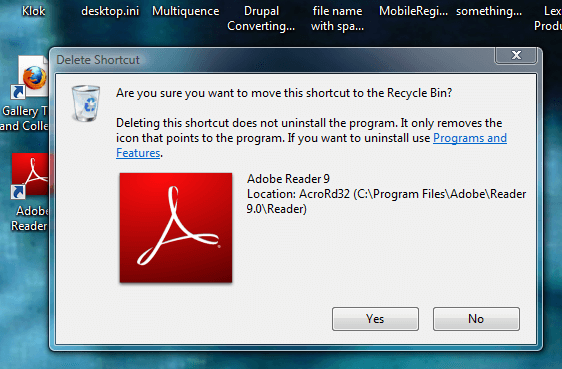 older adobe reader