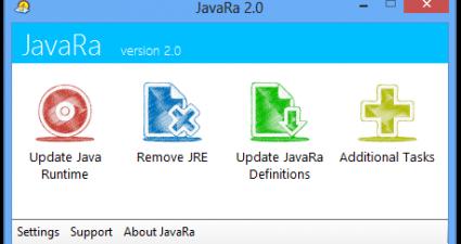 JavaRa 2.0