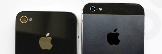 Leaked Photos Show Fully Assembled IPhone 5 Vs 4