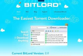 BitLord Screenshot
