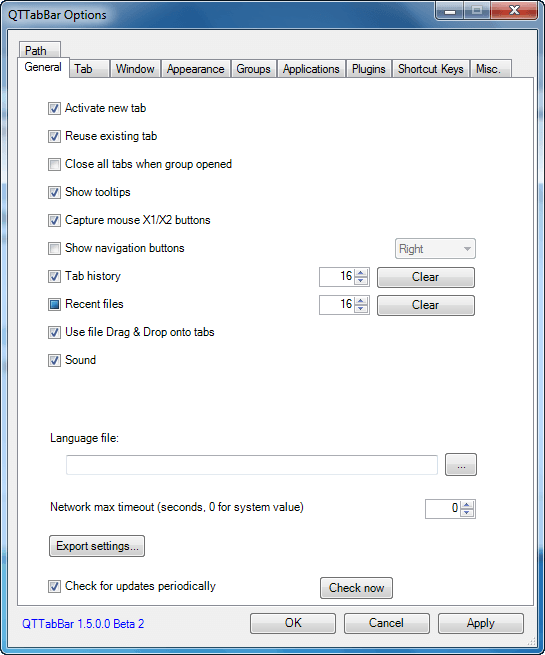 [Windows] Add tabbed browsing to Windows Explorer with