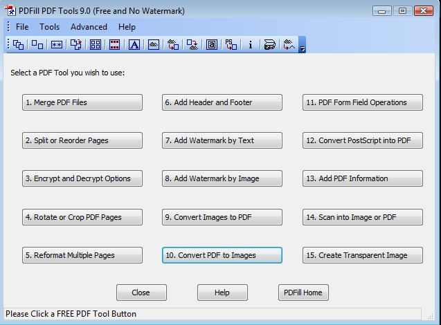 Windows] PDFill PDF Tools is an excellent tool that allows you to