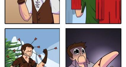 video_games_vs_real_life_comic