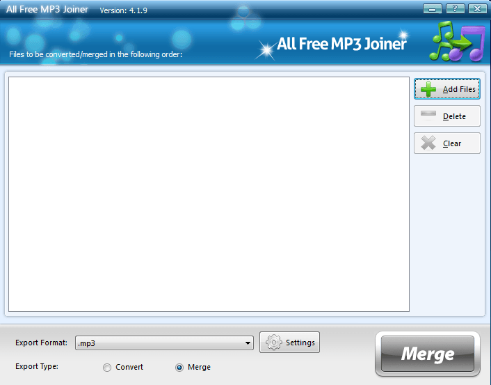 Mp3 joiner software online