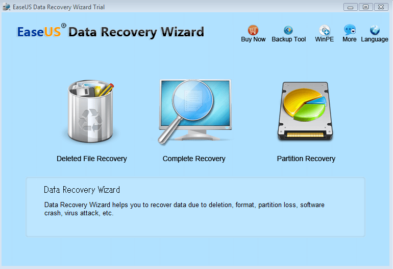 Image result for easeus data recovery wizard pro