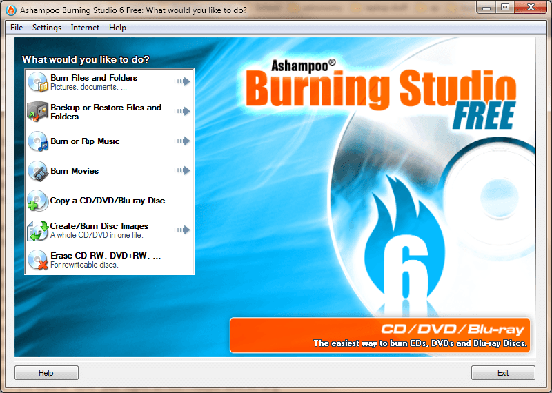 ashampoo burning studio free download 64 bit