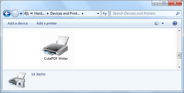 Windows] 11 free PDF creators (aka PDF virtual printers or