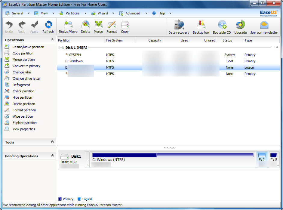 Free easeus partition master professional license giveaway worth.