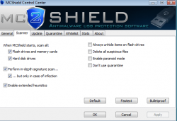MCShield 2 Screenshot