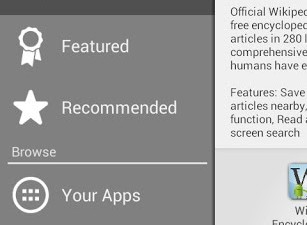 Mapsaurus App Categories