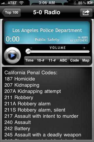 police radio ringtone for iphone