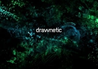 Drawnetic splashPage