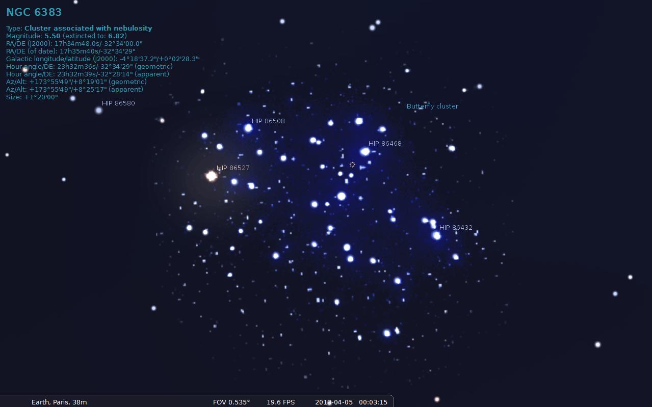 Windows] Stellarium is an awesome digital planetarium for