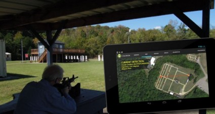 Vanderbilt gunfire tracking system