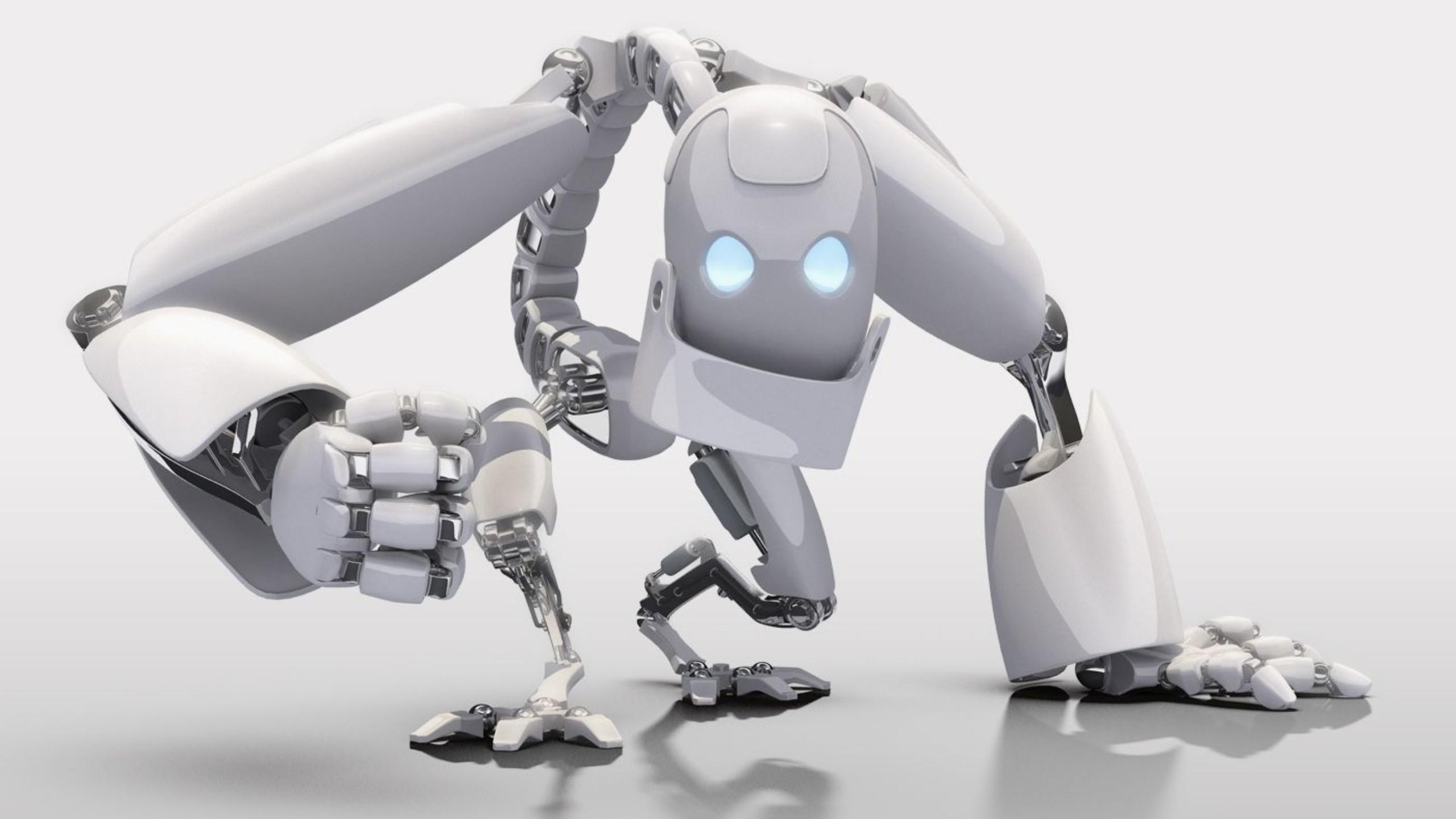 Robot [Wallpaper] | dotTech