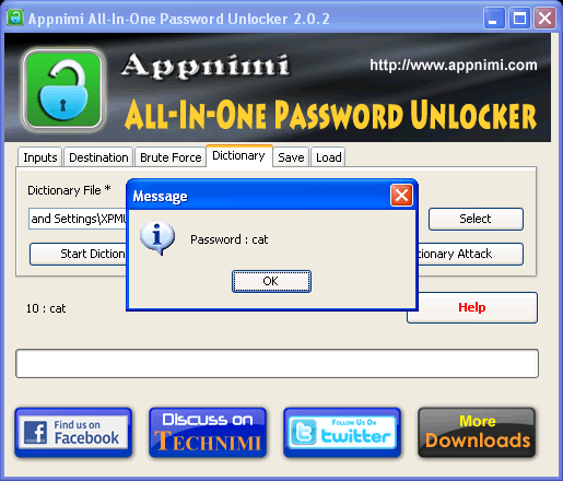 crack for zip password unlocker