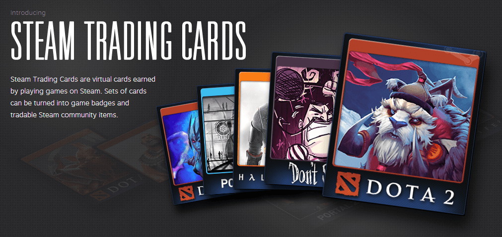 free steam games with trading cards
