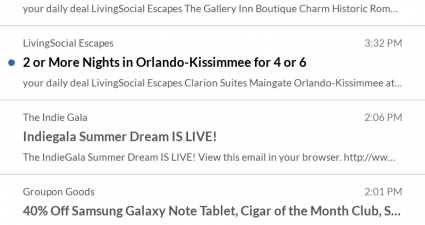 Boomerang Inbox