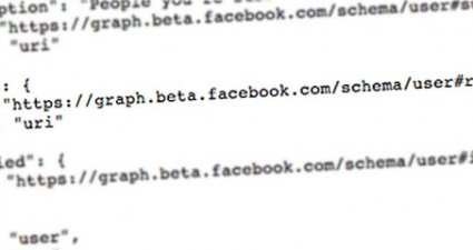Facebook rss_feeds in code