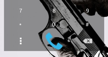 Simple Dialer Widget main tab 2