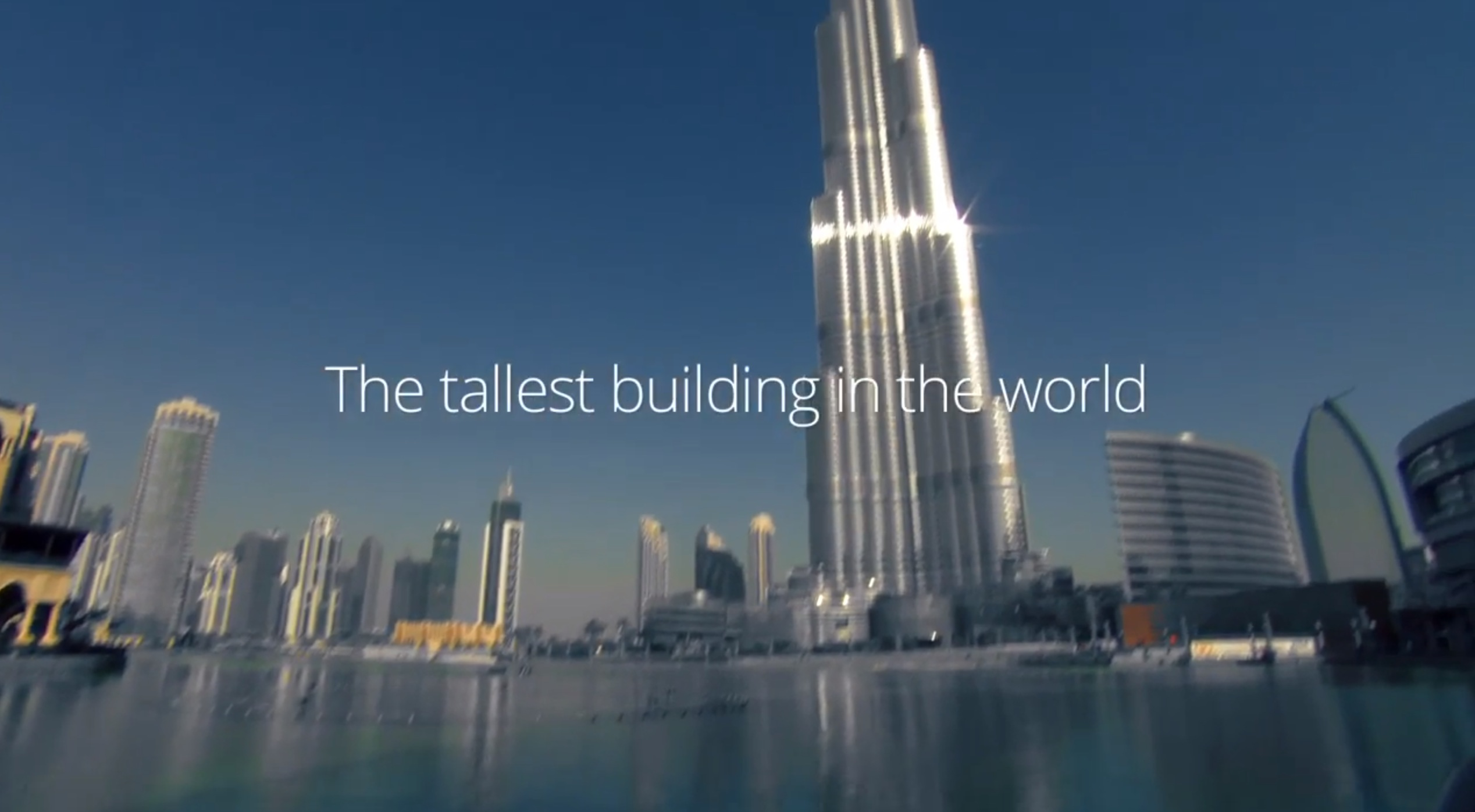 Virtually Explore The World 39 S Tallest Building Burj