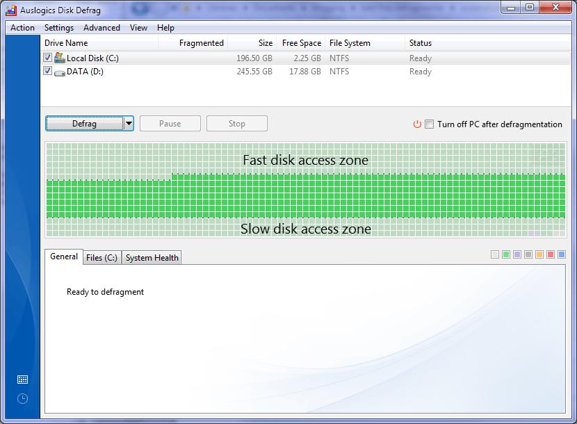 Top 5 Free Disk Defragmentation Software for Windows
