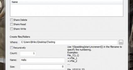 FileTool UI