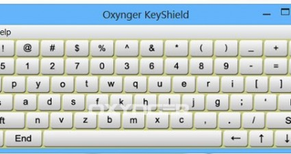 Oxynger Keyboard