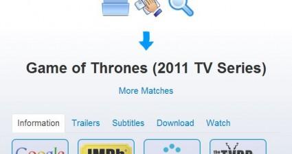 Portitle website UI