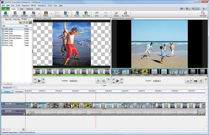 Windows nch videopad video editor is a feature filled video videopad video editor ccuart Image collections