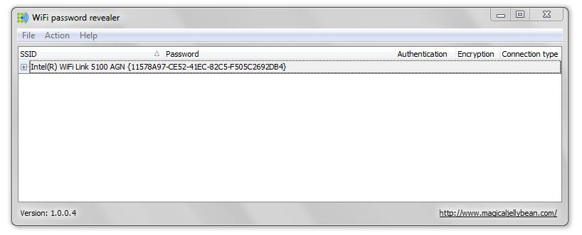 how to change the wifi password on access point