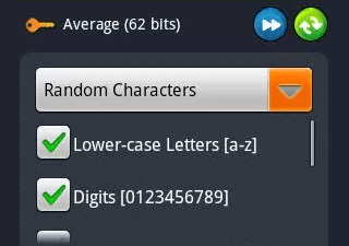 Advanced Password Generator