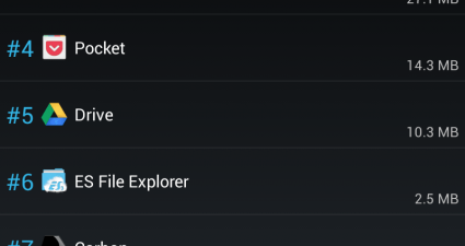 Folder Mount apps analyzer