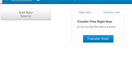 Mover Transfer Files