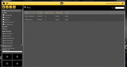 MoviePile UI