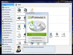 OSForensics free version