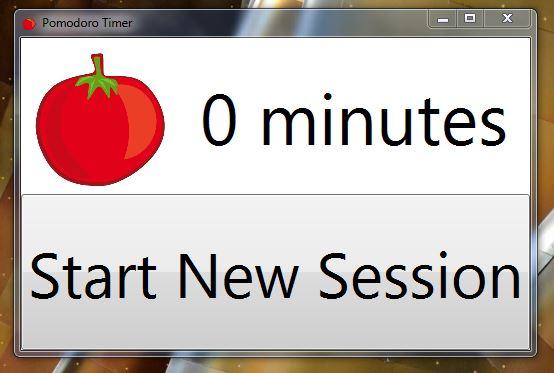 Windows] Keep track of your Pomodoro sessions with Pomodoro