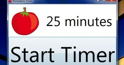 Pomodoro Timer start session